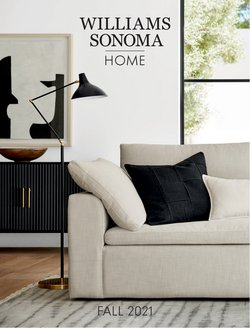 Home & Furniture deals in the Williams Sonoma catalog ( 6 days left)