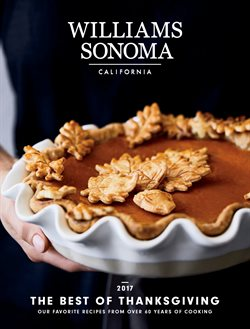 Time Warner Center deals in the Williams Sonoma weekly ad in New York