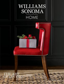 Home & Furniture deals in the Williams Sonoma weekly ad in Dallas TX