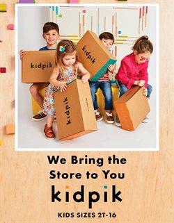 Kidpik catalogue ( 19 days left )