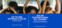 Sears Auto Center coupon in Orland Park IL ( 3 days left )