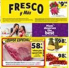 Fresco y Más catalogue ( Expires today )