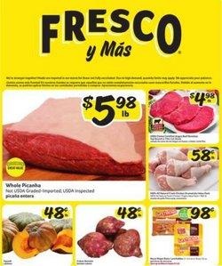 Fresco y Más deals in the Fresco y Más catalog ( Published today)