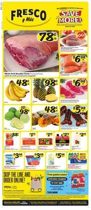 Grocery & Drug deals in the Fresco y Más catalog ( Expires today)