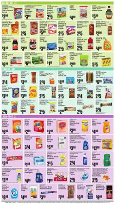 Clorox deals in the Super Fresh weekly ad in New York