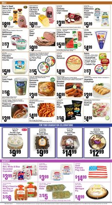 Cakes deals in the Super Fresh weekly ad in New York