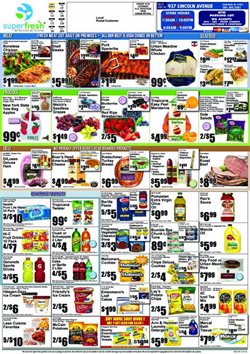 Super Fresh deals in the Staten Island NY weekly ad