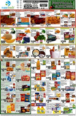 Super Fresh deals in the New York weekly ad