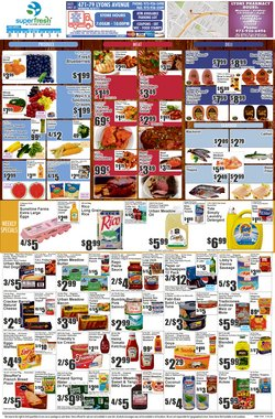 Super Fresh catalogue in Perth Amboy NJ ( 2 days left )