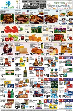 Super Fresh catalogue ( Expires today )