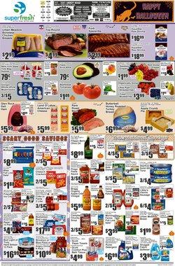 Super Fresh deals in the Super Fresh catalog ( Expires today)
