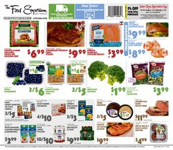 The Food Emporium deals in the Harlem NY weekly ad