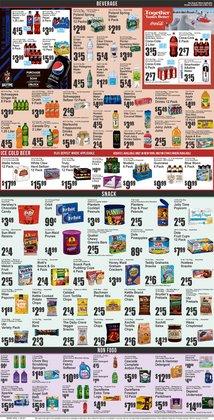 Coca-cola deals in The Food Emporium