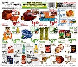 The Food Emporium deals in the The Food Emporium catalog ( Expired)