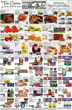 The Food Emporium catalogue ( Expires today )