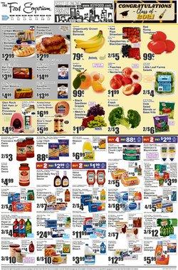 The Food Emporium deals in the The Food Emporium catalog ( Expires tomorrow)
