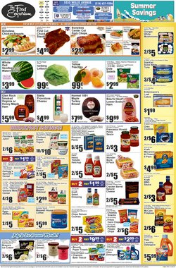 Grocery & Drug deals in the The Food Emporium catalog ( 2 days left)