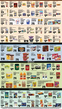 Yoplait deals in the The Food Emporium weekly ad in New York