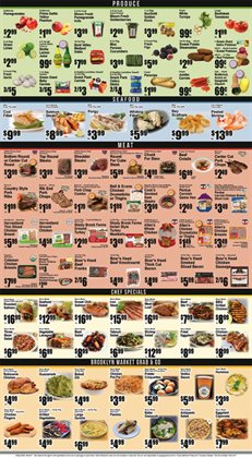 Barbecue deals in the The Food Emporium weekly ad in New York