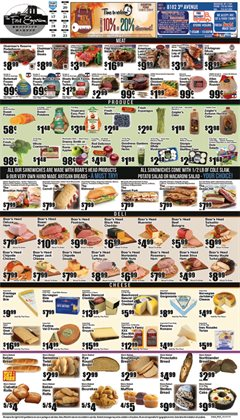 The Food Emporium deals in the New York weekly ad