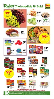 Grocery & Drug offers in the Ruler Foods catalogue in Anderson IN ( Expires tomorrow )