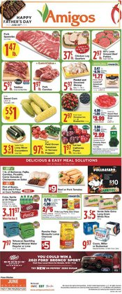 Grocery & Drug deals in the Amigos united catalog ( Published today)