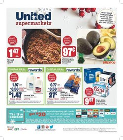 United Supermarkets catalogue ( Expires today )
