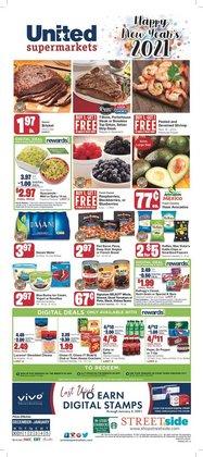 United Supermarkets catalogue ( Expired )