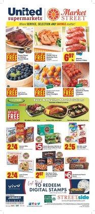 United Supermarkets catalogue ( 3 days left )