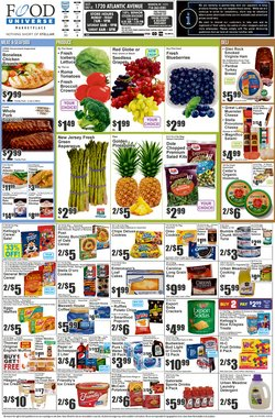 Food Universe catalogue in Jersey City NJ ( Expires today )