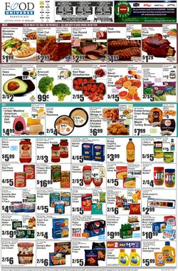 Turkey deals in Food Universe