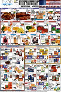 Food Universe deals in the Food Universe catalog ( Expired)