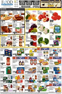 Food Universe deals in the Food Universe catalog ( 3 days left)