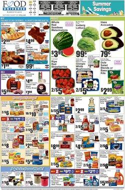 Grocery & Drug deals in the Food Universe catalog ( 2 days left)