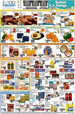 Grocery & Drug deals in the Food Universe catalog ( Expires tomorrow)