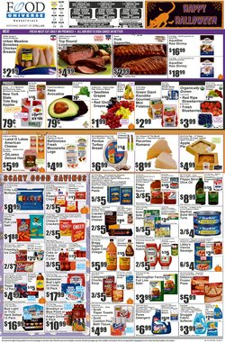 Food Universe catalog ( 2 days left)