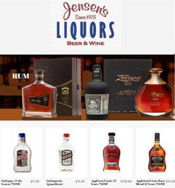 Jensen's Liquors catalogue ( Expires today )