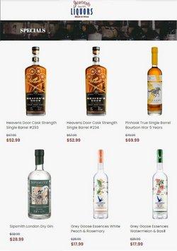 Jensen's Liquors deals in the Jensen's Liquors catalog ( 15 days left)