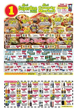 Grocery & Drug deals in the Miners Country catalog ( 2 days left)