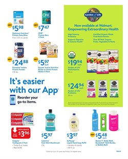 Colgate deals in the Walmart weekly ad in New York