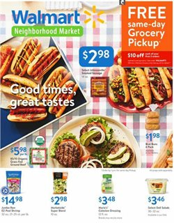 Walmart deals in the Covington WA weekly ad