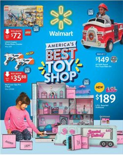 Walmart deals in the Sugar Land TX weekly ad