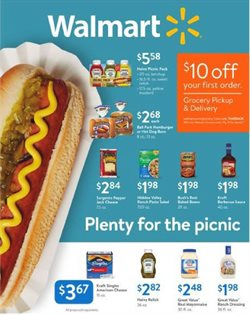 Walmart deals in the Mission TX weekly ad