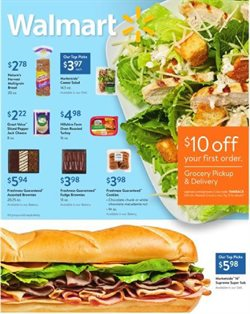 Walmart deals in the Anderson IN weekly ad