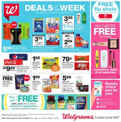 Walmart deals in the Chicago IL weekly ad