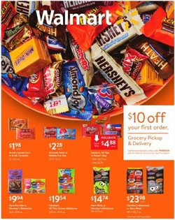 Discount Stores deals in the Walmart weekly ad in San Francisco CA