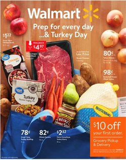 Walmart deals in the Midland TX weekly ad
