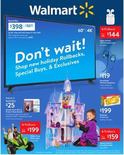 Walmart deals in the Bridgeport CT weekly ad