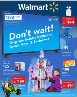 Walmart deals in the Conroe TX weekly ad