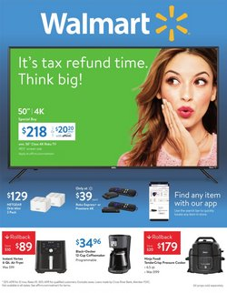 Discount Stores offers in the Walmart catalogue in Glendale AZ ( Expires today )